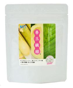 4種の乳酸菌と沖縄県産食物繊維のサプリメント 善玉繊維